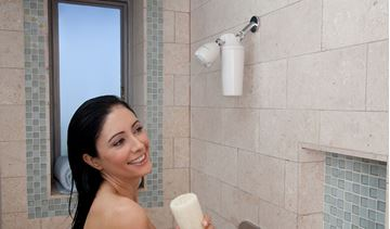 Imagen de Filtro Premium para baño sin ducha roseta